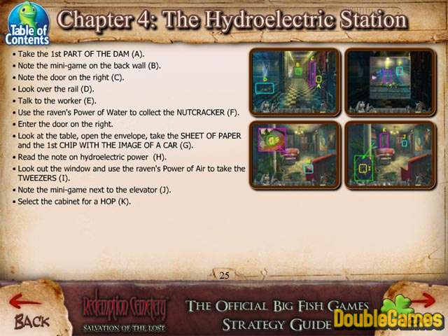 Free Download Redemption Cemetery: Salvation of the Lost Strategy Guide Screenshot 3