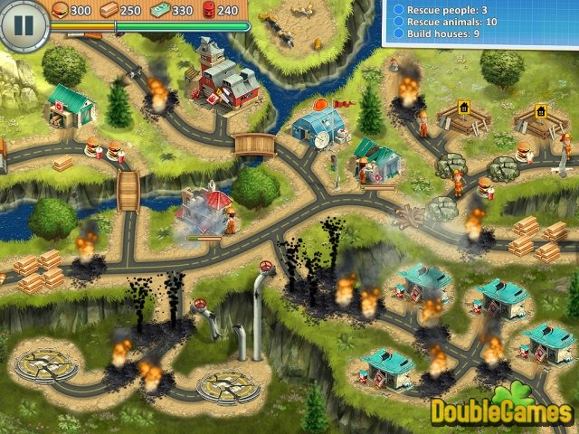 Free Download Rescue Team 5 Screenshot 1