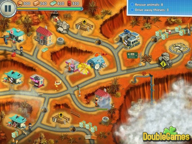 Free Download Rescue Team 5 Screenshot 2