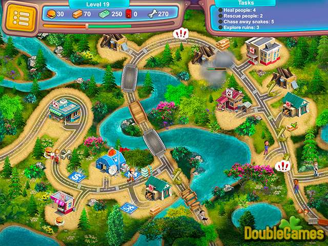 Free Download Rescue Team 8 Screenshot 1