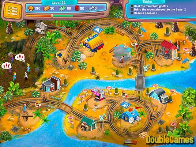 Free Download Rescue Team 8 Screenshot 3