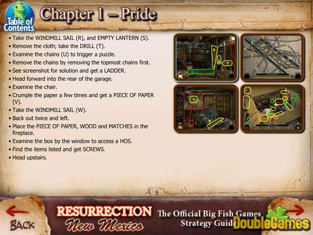 Free Download Resurrection: New Mexico Strategy Guide Screenshot 2