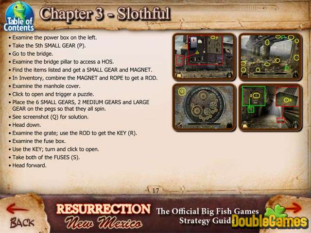 Free Download Resurrection: New Mexico Strategy Guide Screenshot 3