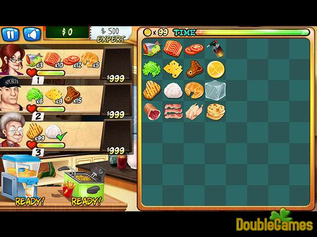 Free Download Rory's Restaurant Deluxe Screenshot 1