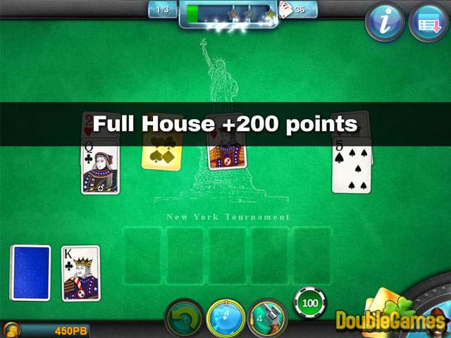 Free Download Royal Flush Solitaire Screenshot 2