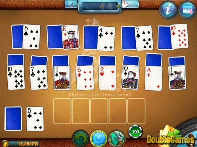 Free Download Royal Flush Solitaire Screenshot 3