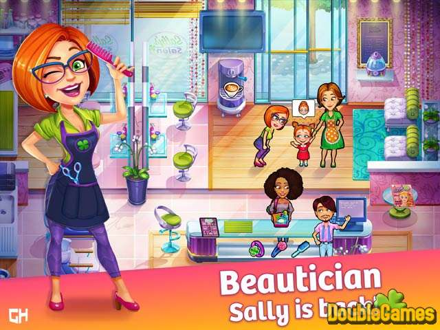 Free Download Sally's Salon: Beauty Secrets Collector's Edition Screenshot 1