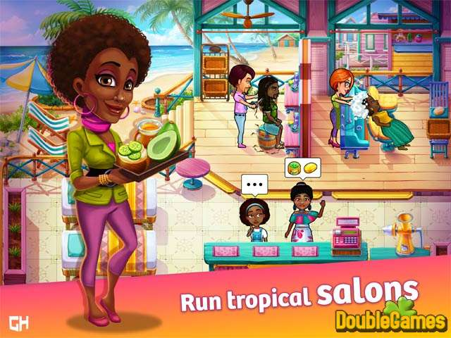 Free Download Sally's Salon: Beauty Secrets Collector's Edition Screenshot 3