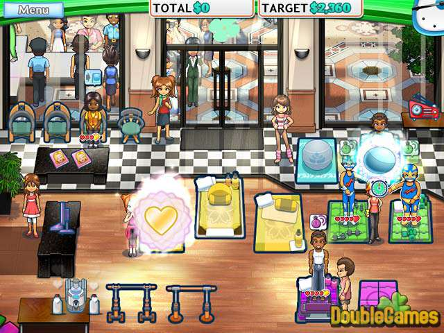 Free Download Sally's Studio Collector's Edition Screenshot 3