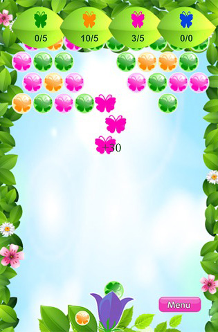 Free Download Save Butterflies Screenshot 2