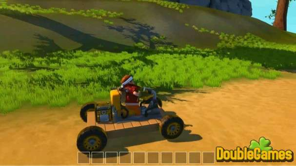 Free Download Scrap Mechanic Screenshot 6