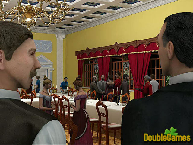 Free Download Sherlock Holmes - The Secret of the Silver Earring Screenshot 2