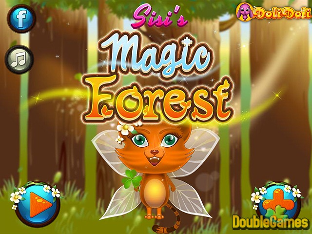 Free Download Sisi's Magic Forest Screenshot 1