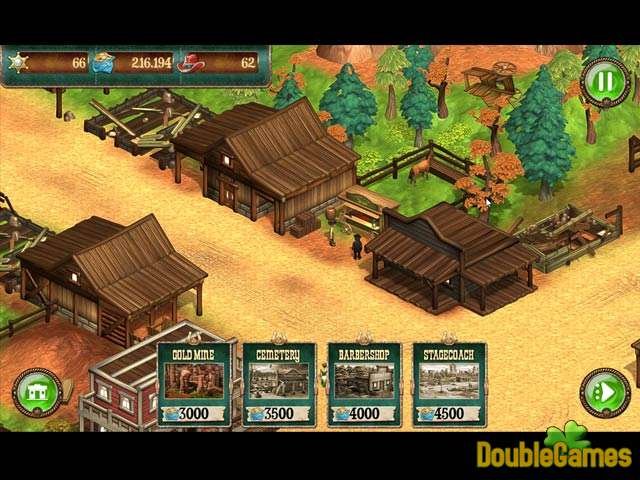 Free Download Solitaire Chronicles: Wild Guns Screenshot 3