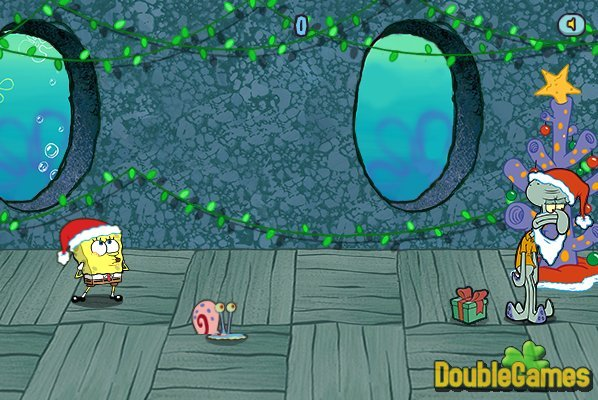 Free Download SpongeBob SquarePants Squidward's Sneak Peak Screenshot 1