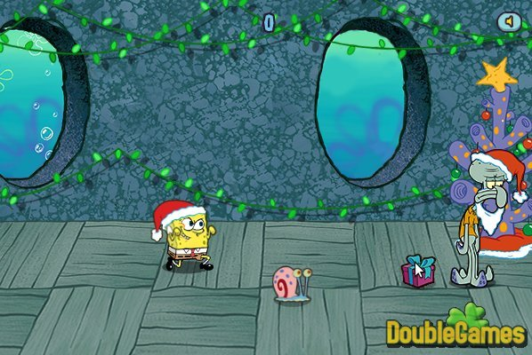 Free Download SpongeBob SquarePants Squidward's Sneak Peak Screenshot 3