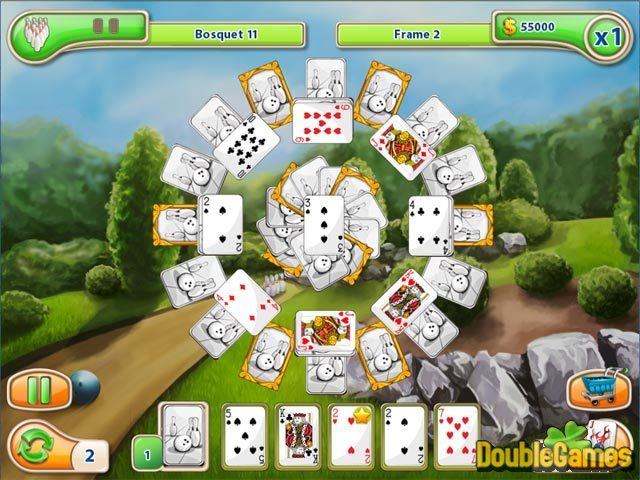 Free Download Strike Solitaire Screenshot 3