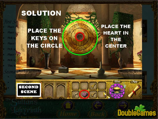 Free Download The Sultan's Labyrinth: A Royal Sacrifice Strategy Guide Screenshot 2
