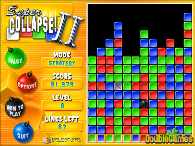 Free Download Super Collapse II Screenshot 1