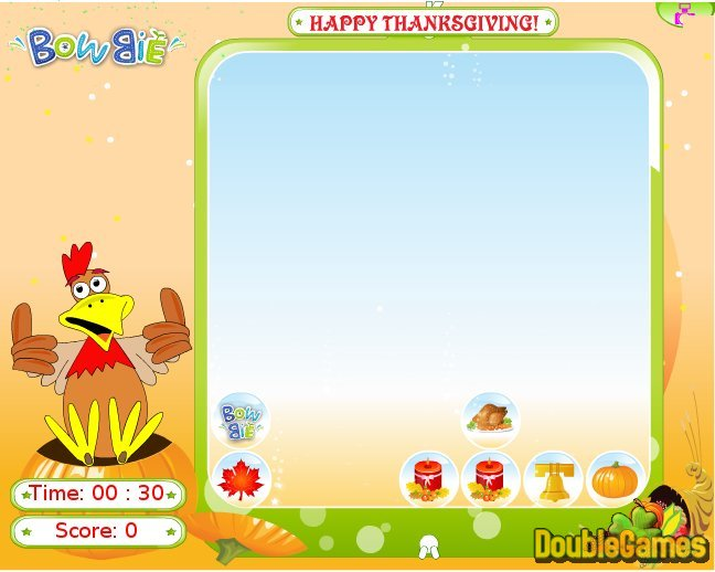 Free Download Thanksgiving Day 2010 Screenshot 2