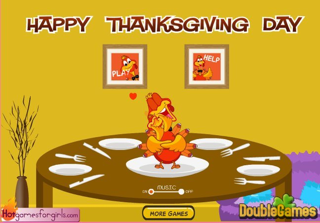 Free Download Thanksgiving Turkey Rescue Screenshot 1