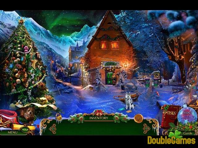 Free Download The Christmas Spirit: Trouble in Oz Collector's Edition Screenshot 1