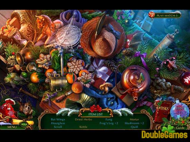 Free Download The Christmas Spirit: Trouble in Oz Collector's Edition Screenshot 2