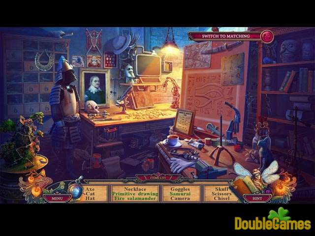 Free Download The Keeper of Antiques: The Imaginary World Screenshot 2