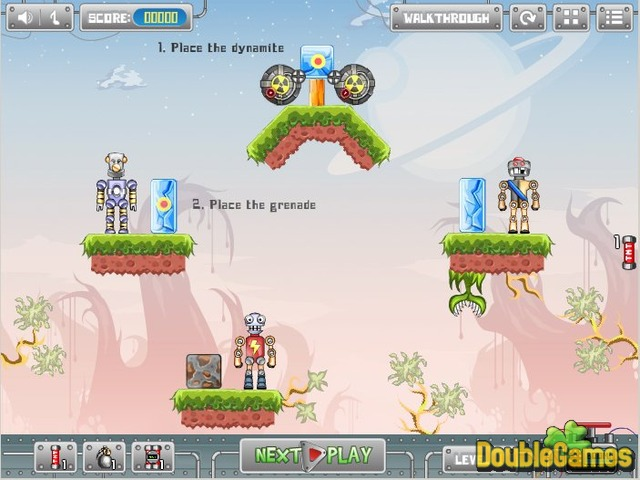 Free Download TNT Robots Screenshot 1