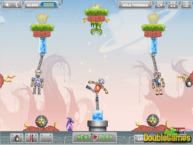 Free Download TNT Robots Screenshot 2