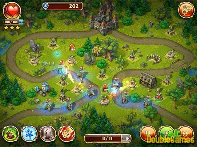 Free Download Toy Defense 3: Fantasy Screenshot 1