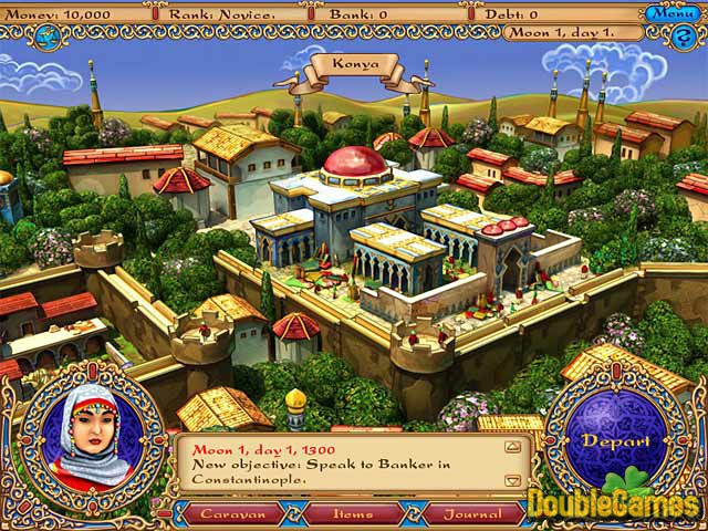 Free Download Tradewinds Caravans Screenshot 1