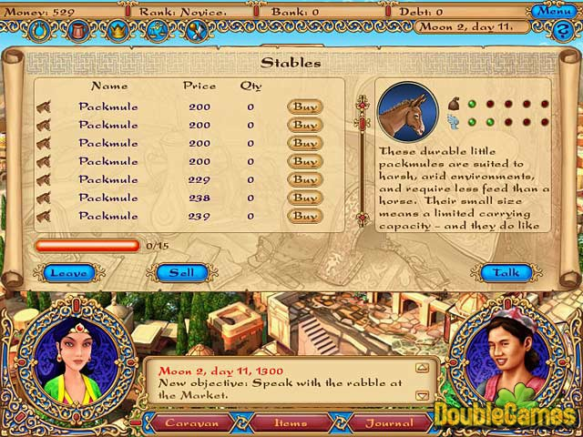 Free Download Tradewinds Caravans Screenshot 2