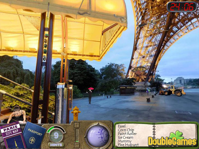 Free Download Travelogue 360: Paris Screenshot 1