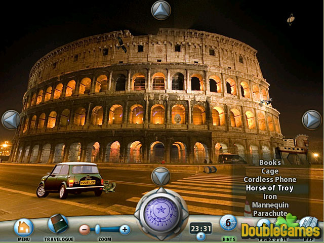 Free Download Travelogue 360: Rome - The Curse of the Necklace Screenshot 1