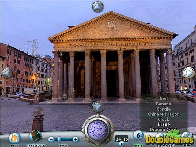 Free Download Travelogue 360: Rome - The Curse of the Necklace Screenshot 3