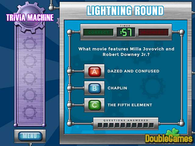 Free Download Trivia Machine Reloaded Screenshot 2