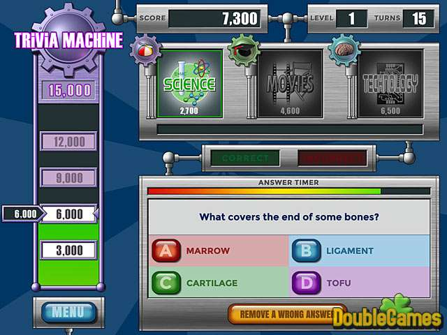 Free Download Trivia Machine Reloaded Screenshot 3