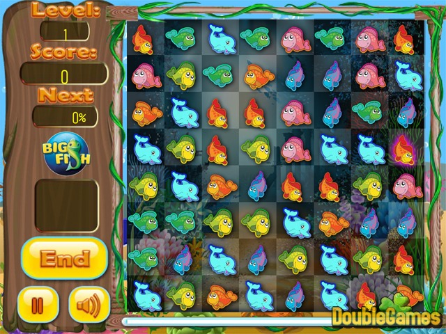 Free Download Underwater Fish Puzzle Screenshot 2