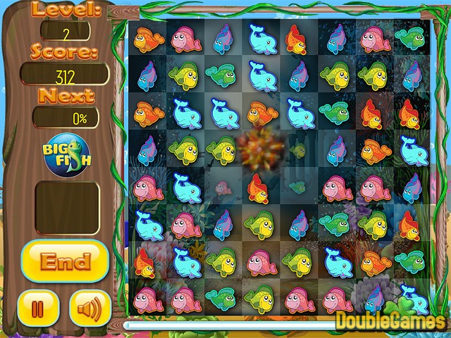 Free Download Underwater Fish Puzzle Screenshot 3