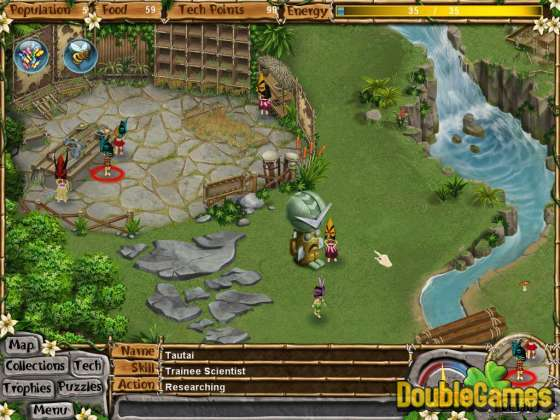 Free Download Virtual Villagers 5: New Believers Screenshot 1