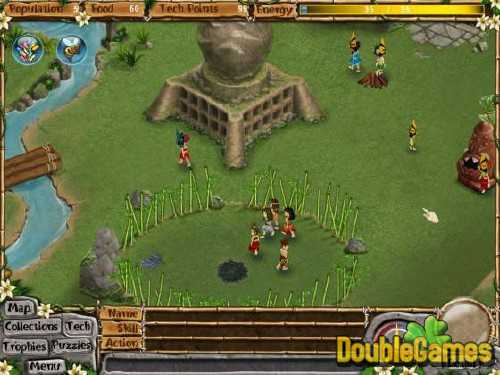 Free Download Virtual Villagers 5: New Believers Screenshot 3