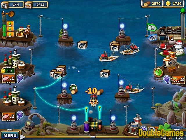 Free Download Youda Fisherman Screenshot 3