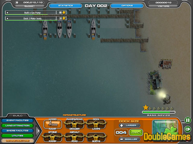 Free Download Youda Marina Screenshot 1