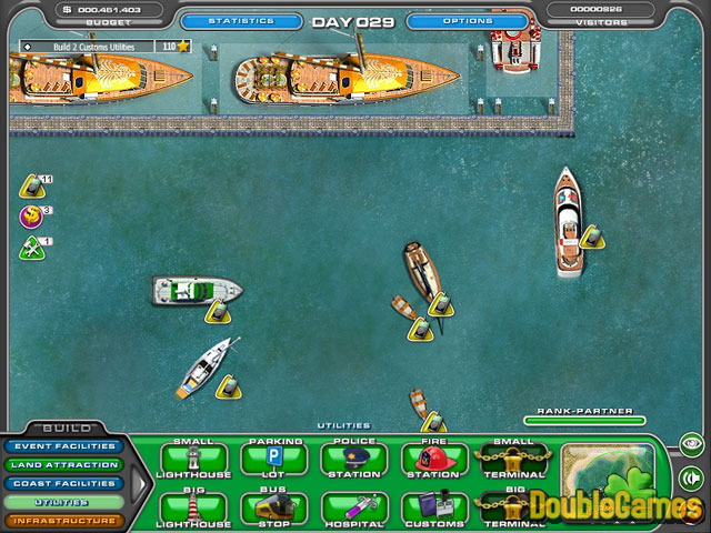 Free Download Youda Marina Screenshot 3